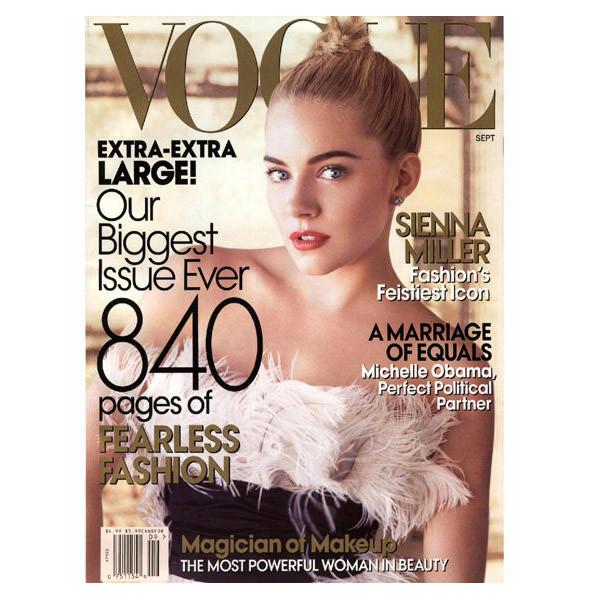 Сентябрьский номер Vogue: все толще. Изображение № 4.