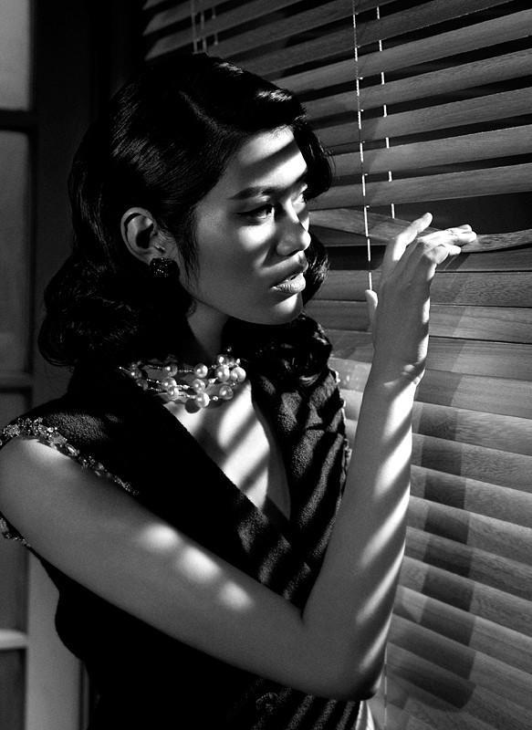 Съёмка: Мин Си для китайского Vogue. Изображение № 2.