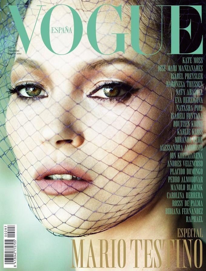 Вышли новые обложки i-D, Vogue, NY Times и других журналов. Изображение № 3.