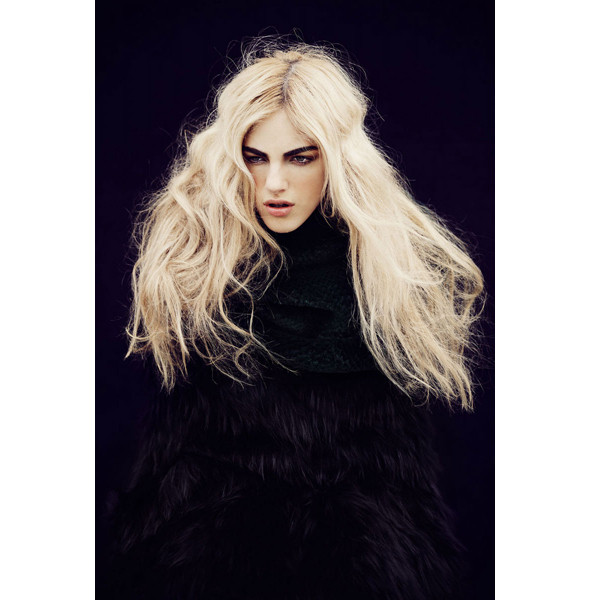 Изображение 22. Съемки: Harper's Bazaar, Metal, V и Vogue.. Изображение № 22.