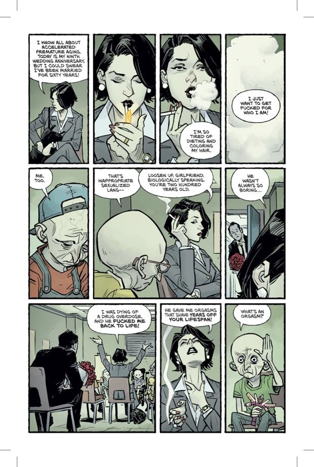 Выложены 6 страниц комикса-сиквела «Бойцовского клуба». Изображение № 7.