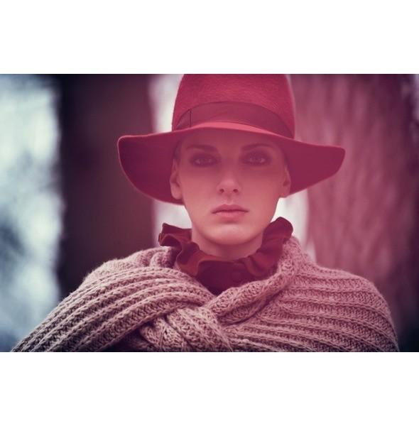 5 новых съемок: Purple Fashion, Vogue и W. Изображение № 11.