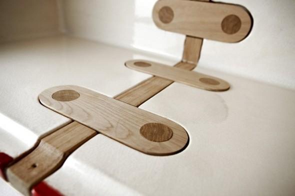 Дизайн мебели Keramos от Coprodotto. Изображение № 11.
