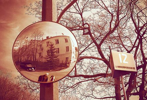 Уличные зеркала. Изображение № 21.