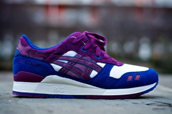 Asics Gel Lyte III + GT-II Fall/Winter 2011 релизы в Kith. Изображение № 2.