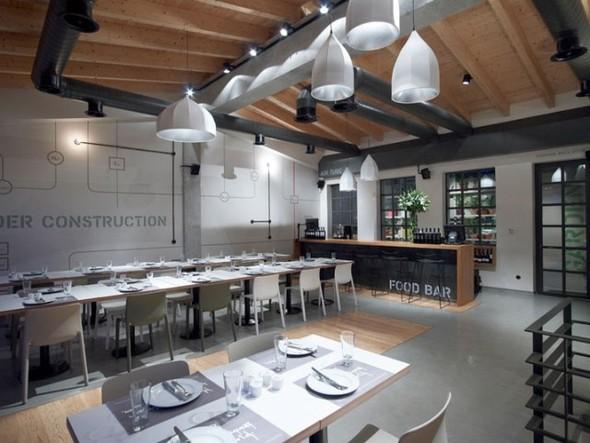 Место есть: Новые рестораны в главных городах мира. Изображение № 135.