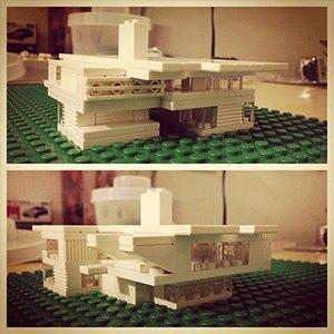 Архитекторы тестируют новый конструктор LEGO Architecture Studio. Изображение № 10.