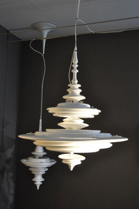 Лампы на Миланской Неделе Дизайна 2010. Изображение № 19.