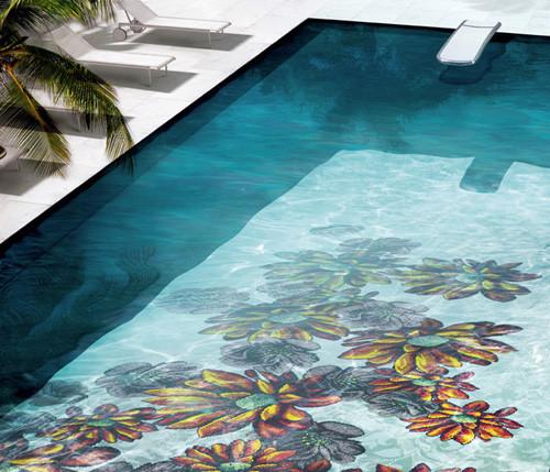 Подводный сад от Sicis. Изображение № 3.