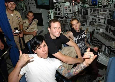 Blink-182 возвращаются?!. Изображение № 1.