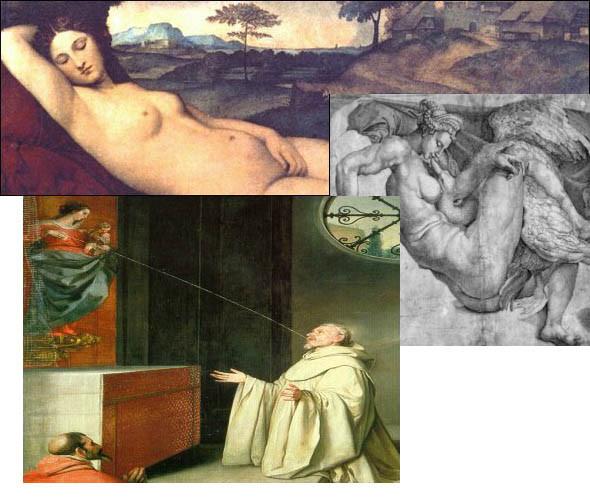 Необычные наблюдения в предметах искусства. Изображение № 13.