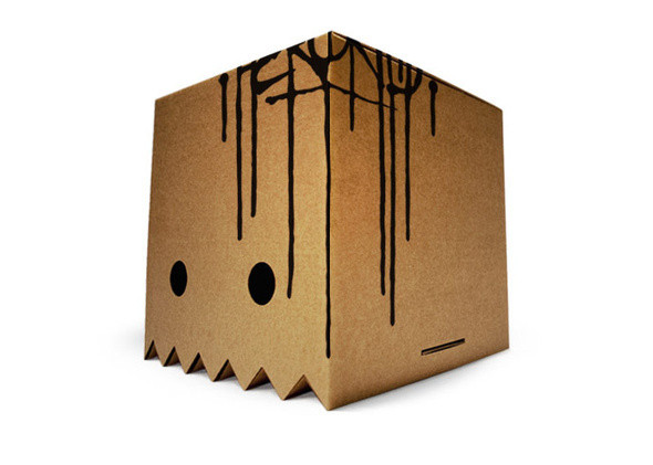 Изображение 7. Креативная упаковка в fashion-индустрии.. Изображение № 5.