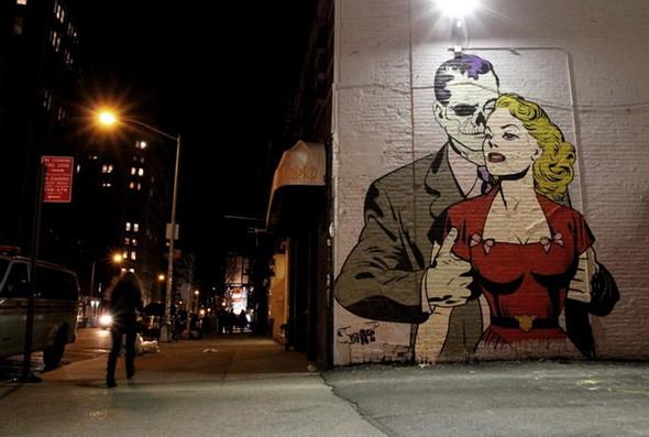 DFace в Нью-Йорке. Изображение №8.
