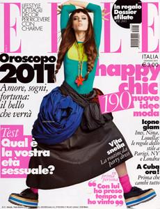 Изображение 16. Весенне-летняя коллекция Prada на обложках и в блогах.. Изображение № 19.