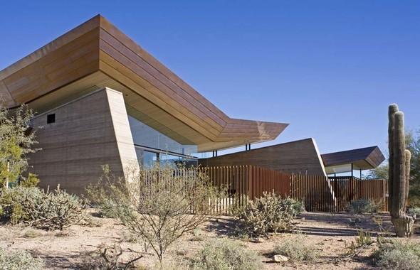 Дом Desert Wing от Brent Kendle. Изображение № 4.