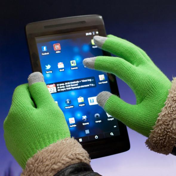 Изображение 3. Перчатки для сенсорных экранов.. Изображение № 2.