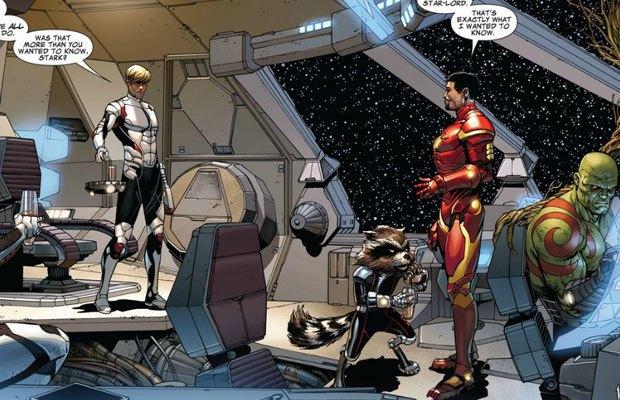 6 новых комиксов, которые стоит читать прямо сейчас. Изображение № 4.