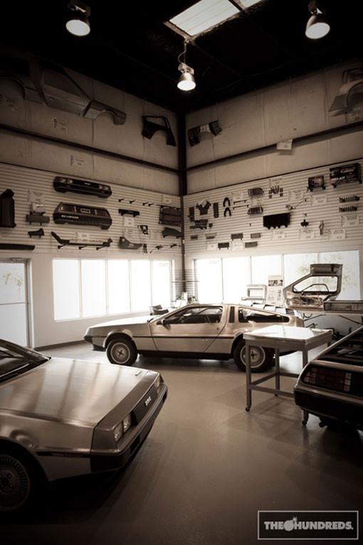 DeLorean. Автомобиль-легенда. Часть 2. Изображение № 6.
