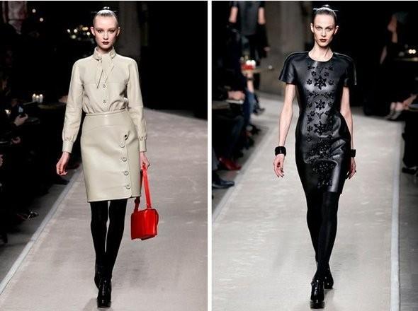 Изображение 15. Показы на Paris Fashion Week FW 2011: день 5 и 6.. Изображение № 30.