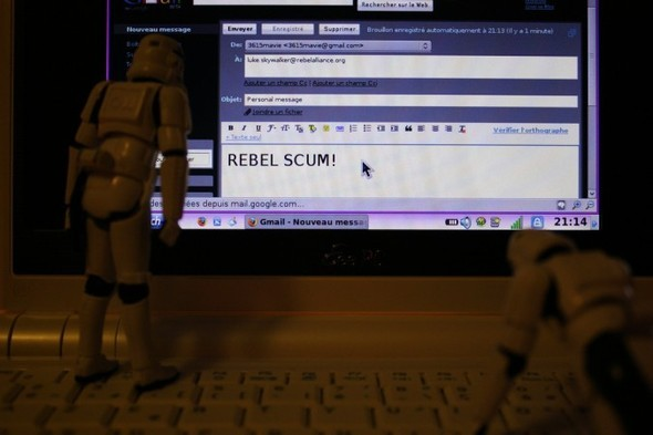 Stormtroopers dayoff. Изображение № 22.