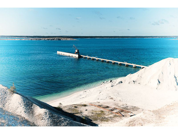 Пляж при отеле Fabriken Furillen. Изображение № 44.