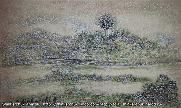 Shinkarchuk Anatoly watercolor and Japan Шинкарчук Анатолий акварель и Япония. Изображение № 13.
