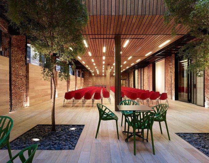 Лучший интерьер - новые офисы Botin Foundation. Изображение № 6.