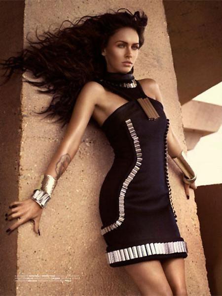 Megan Fox: Hot shots. Изображение № 13.