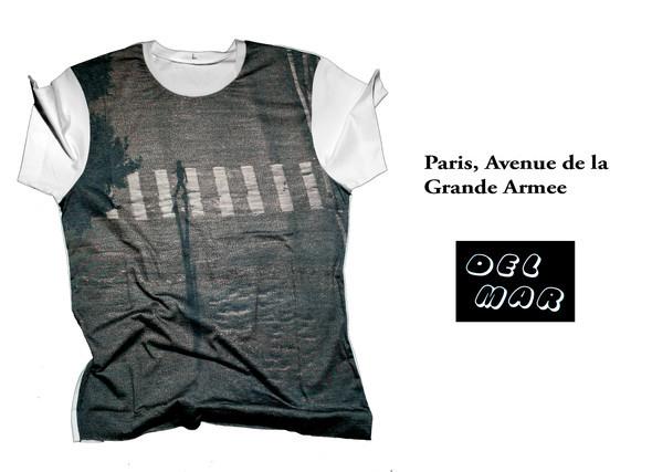 DelMar – футболки изсердца Москвы сморской душой. Изображение № 12.