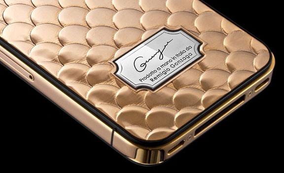 Преимущества iPhone 4s или почему Caviar находится вне конкуренции. Изображение № 3.
