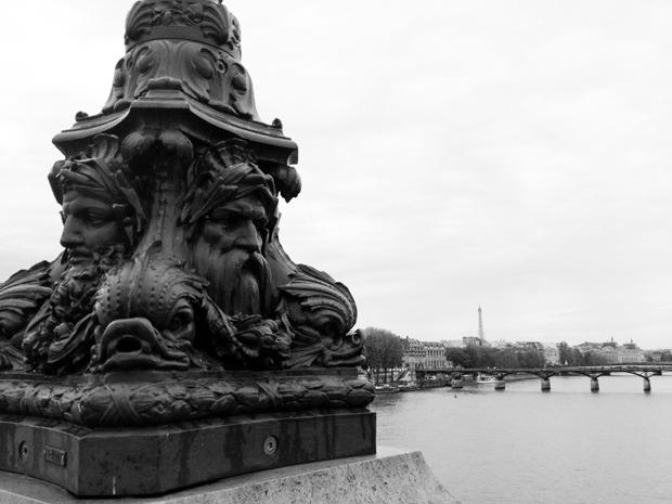 Дневник модели: Ирина Николаева о парижских показах, болтливых продавцах и обогревателях . Изображение № 7.