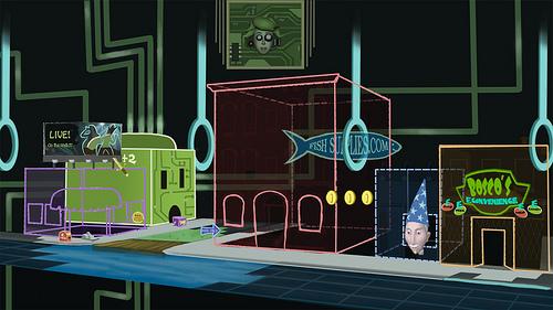 Sam& Max Season 1:Behind The Scenes. Изображение № 22.