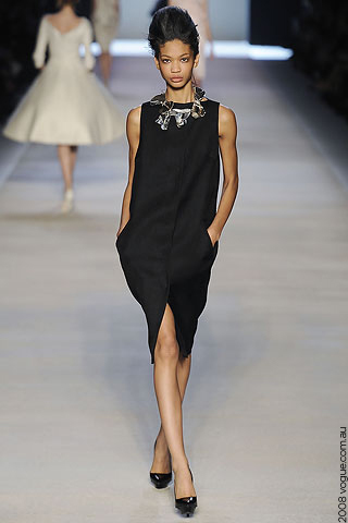 Top-10 SS09 collections (Paris FW) поверсии Style. com. Изображение № 59.