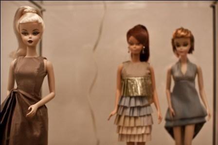 Barbie SilkStone - модель haute couture. Изображение № 2.