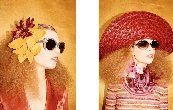 Изображение 52. Рекламные кампании: Celine, Marc Jacobs, Miu Miu и другие.. Изображение № 22.