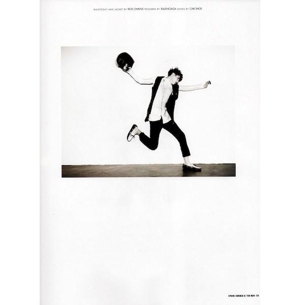 Изображение 31. Мужские съемки: Vogue, L'Officiel и другие.. Изображение № 40.