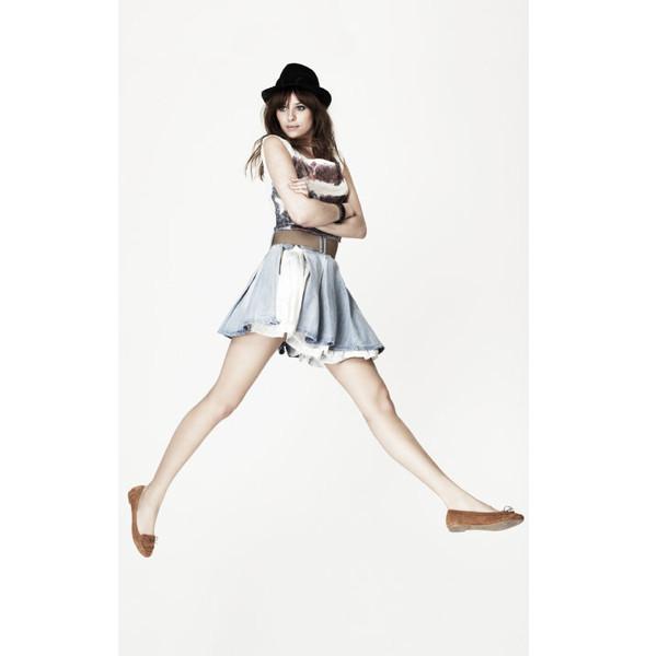 Кое-что новое:Alexander McQueen, Urban Outfitters, Zara. Изображение № 47.
