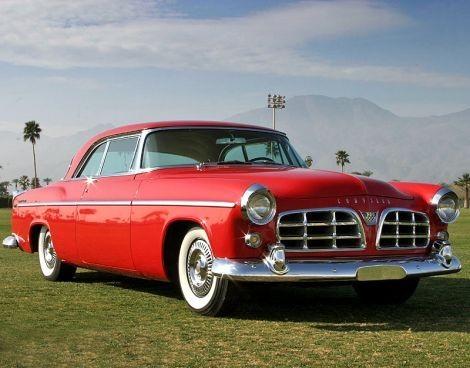 Эталон стиля и роскоши: Chrysler. Изображение № 9.