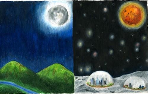 Lunar ArchPrize. Изображение № 11.