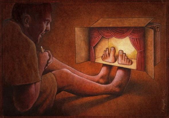 Изображение 4. Карикатурист Pawel Kuczynski.. Изображение № 4.