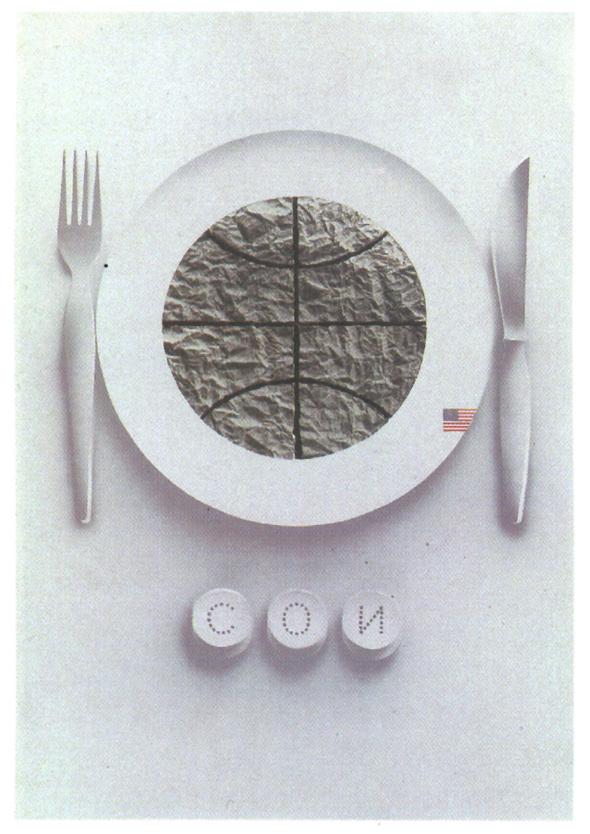 Искусство плаката вРоссии 1884–1991 (1991г, часть 2-ая). Изображение № 2.