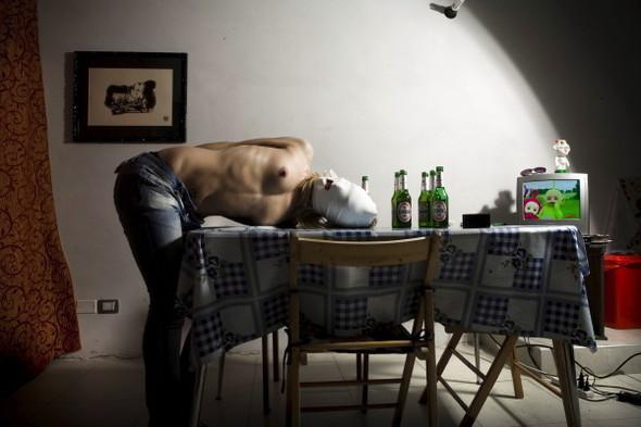 Данило Паскуале: влажный сюрреализм вдомашних условиях. Изображение № 18.