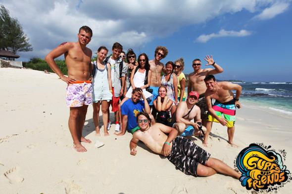 SurfsUpFriends - серфинг лагерь на Бали в январе. Изображение № 4.