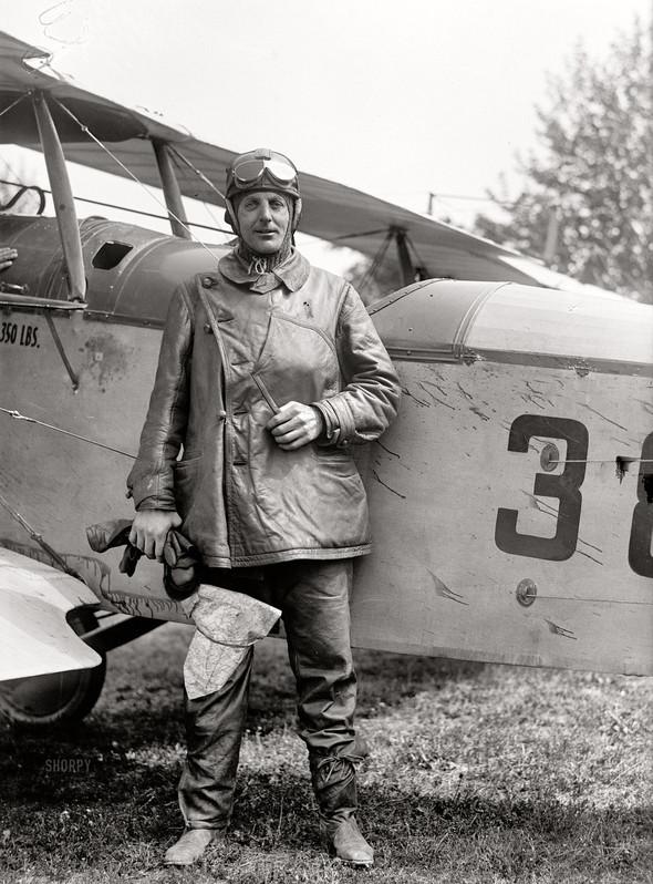 Фотографии авиации, начало прошлого века. Изображение № 6.