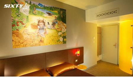 Отель-магазин синдивидуальной отделкой каждого номера. Изображение № 5.