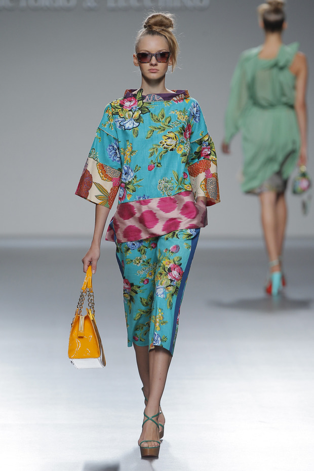 Madrid Fashion Week SS 2013: VICTORIO & LUCCHINO. Изображение № 15.