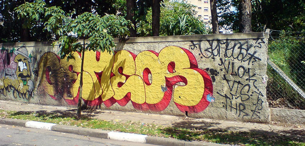 Как уличные художники обслуживают крупные бренды. Изображение № 6.