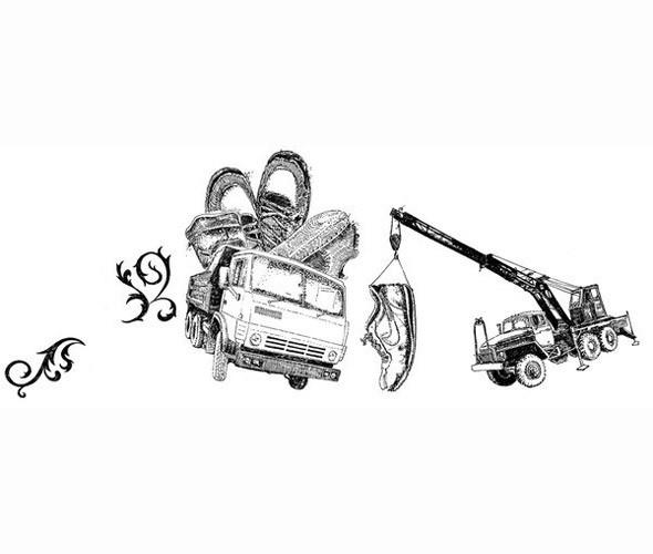 Личный опыт: 5 российских иллюстраторов, которые работают для зарубежных проектов. Изображение № 68.