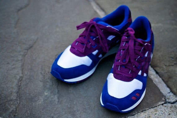 Asics Gel Lyte III + GT-II Fall/Winter 2011 релизы в Kith. Изображение № 5.