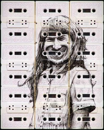 Рисунки накассетах. Изображение № 6.